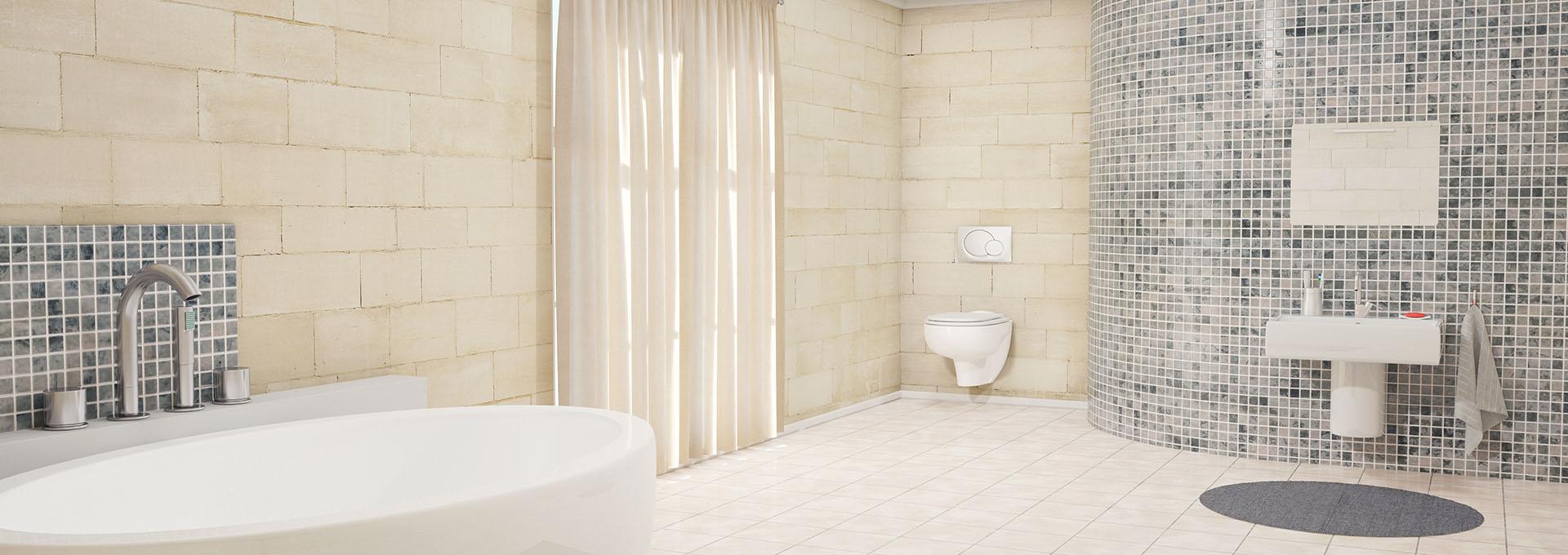 Création et rénovation de salle de bains de A à Z - Rouchy Didier